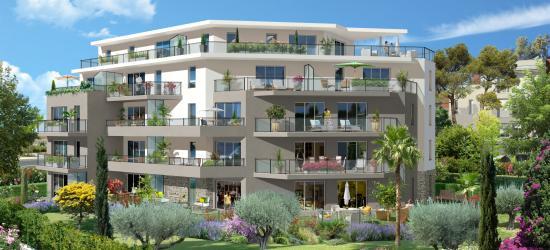 Appartement Le jardin des oliviers