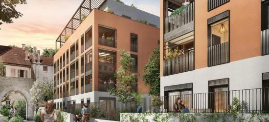 Appartement 25 Place Croix Rousse