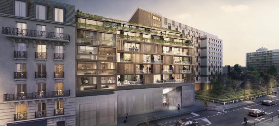 Appartement ATELIERS VAUGIRARD - CHAPITRE I