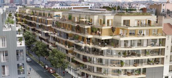 Appartement ATELIERS VAUGIRARD - CHAPITRE II