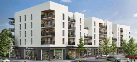 Appartement                  RÉSIDENCE CŒUR ÉMERAUDE - EVRY /  BONDOUFLE  (91)