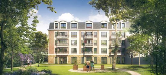 Appartement Les Senioriales de Mantes-la-Jolie