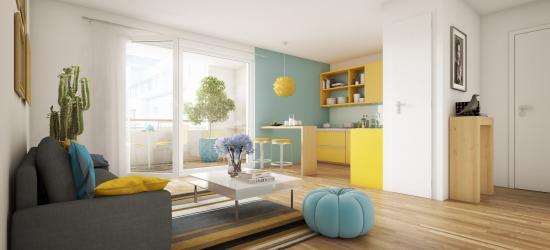 Appartement Coeur Livry