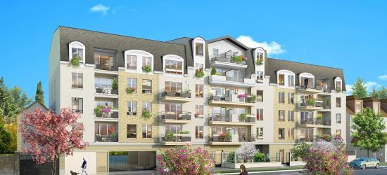 Appartement Le Fontainebleau