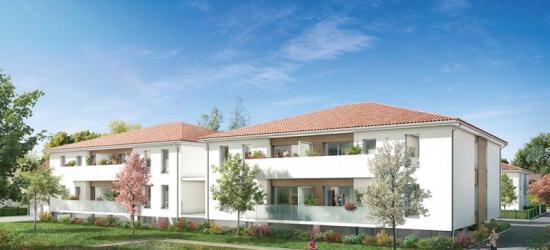 Appartement                  LE DOMAINE DE MAZURIÉ - TOULOUSE /  AUCAMVILLE  (31)