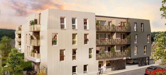 Appartement                  RÉSIDENCE COBALT - ROUEN /  DEVILLE-LES-ROUEN  (76)