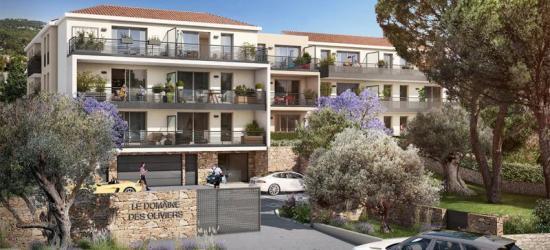 Appartement                  LE DOMAINE DES OLIVIERS -  TOULON  (83)
