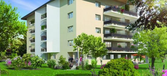 Appartement Aube du Faubourg – Nue-Propriété