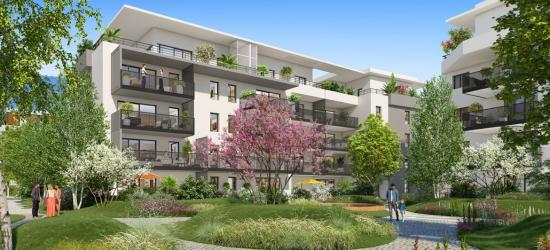 Appartement Les Jardins de l'Hippodrome