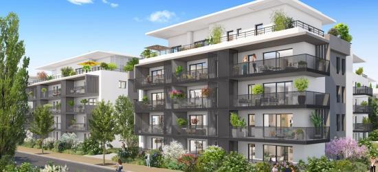 Appartement LES JARDINS DE L'HIPPODROME – Nue-Propriété