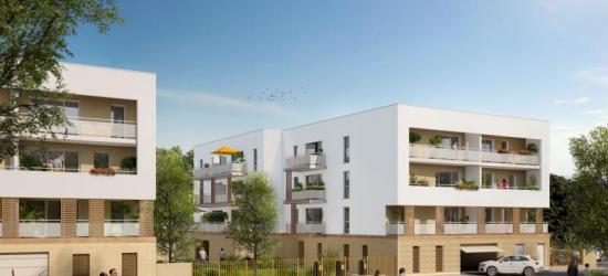 Appartement                  RÉSIDENCE BEL-AMI - ROUEN /  LE PETIT-QUEVILLY  (76)