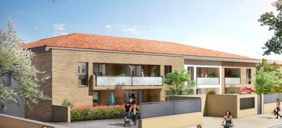 Appartement                  RÉSIDENCE CASTILLE - TOULOUSE /  ESCALQUENS  (31)