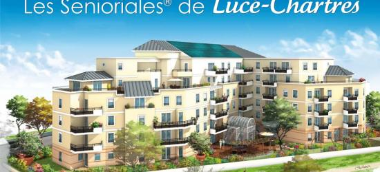 Appartement Les Senioriales de Lucé-Chartres