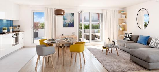 Appartement Les Apparts – Côté Jardin