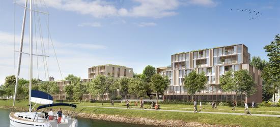 Appartement Blue Dock