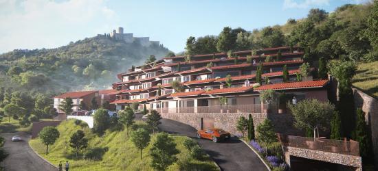 Appartement Les Terrasses Impériales