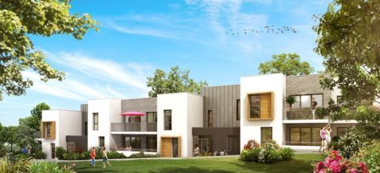 Appartement Les Terrasses Botaniques -  Quartier Felix Faure - St Pasquier