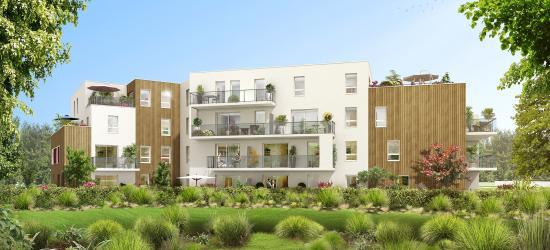 Appartement Equilibre - Parc Vertigo