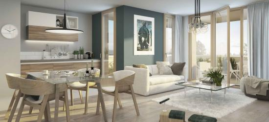 Appartement Attalea