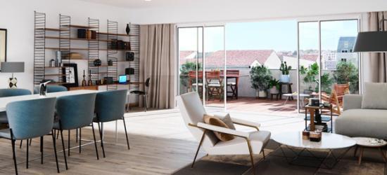 Appartement AVANT-GARDE TRANCHE 2