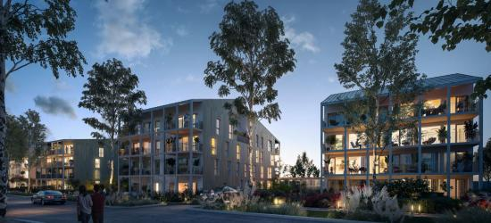 Appartement Natur'Lodge