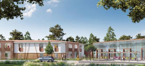 Appartement Le Domaine de Villepreux – La Résidence