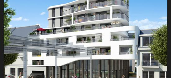 Appartement Quai Chazelles
