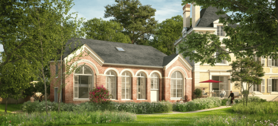 Appartement CHÂTEAU DE LA TOUCHE MILON – L'Orangerie