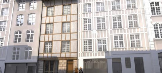 Appartement 33 Rue Lagréou