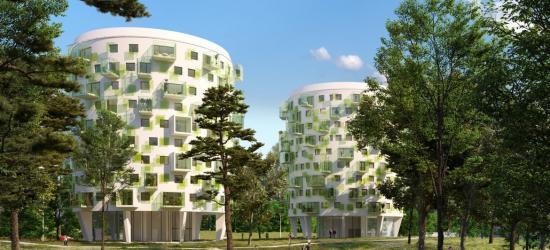 Appartement Parc de Fontbelleau