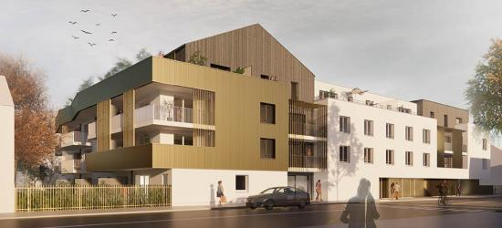 Appartement Patio Hermine
