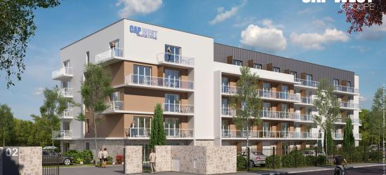 Appartement RESIDENCE CAP WEST AFFAIRES