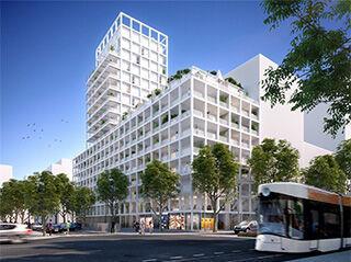 Appartement Euromediterranée Les Fabriques - Prix Maitrisés